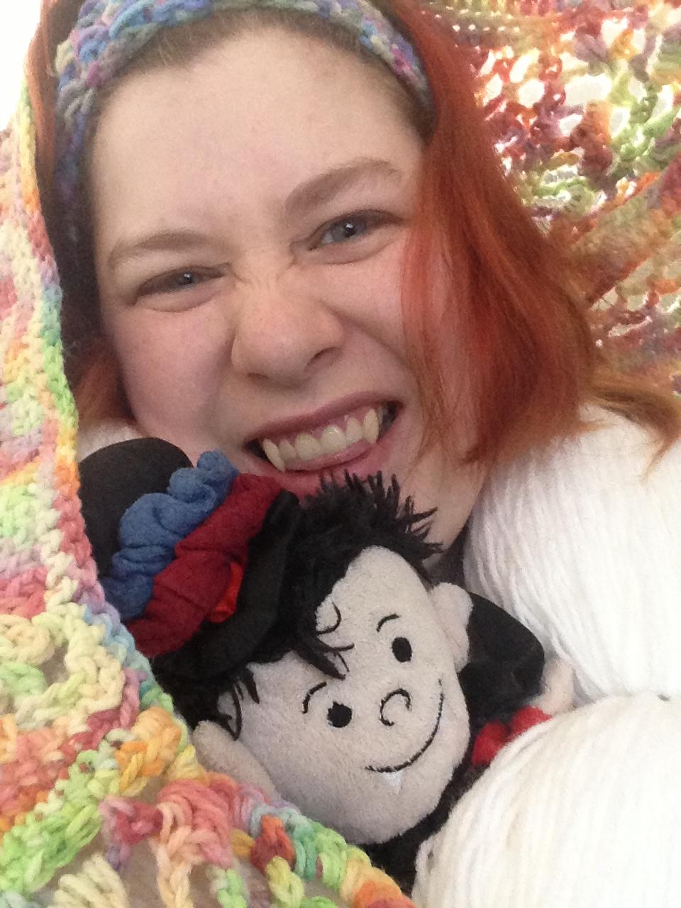 The Childlike Vampire Nekodra part 2