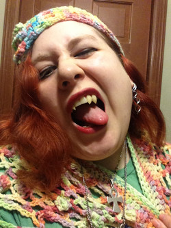The Hippie Vampire Nekodra part 2