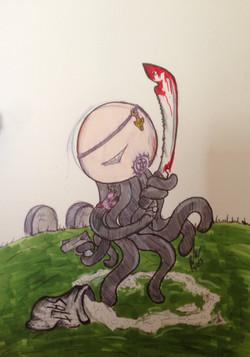 Supernatural Jellyfish
