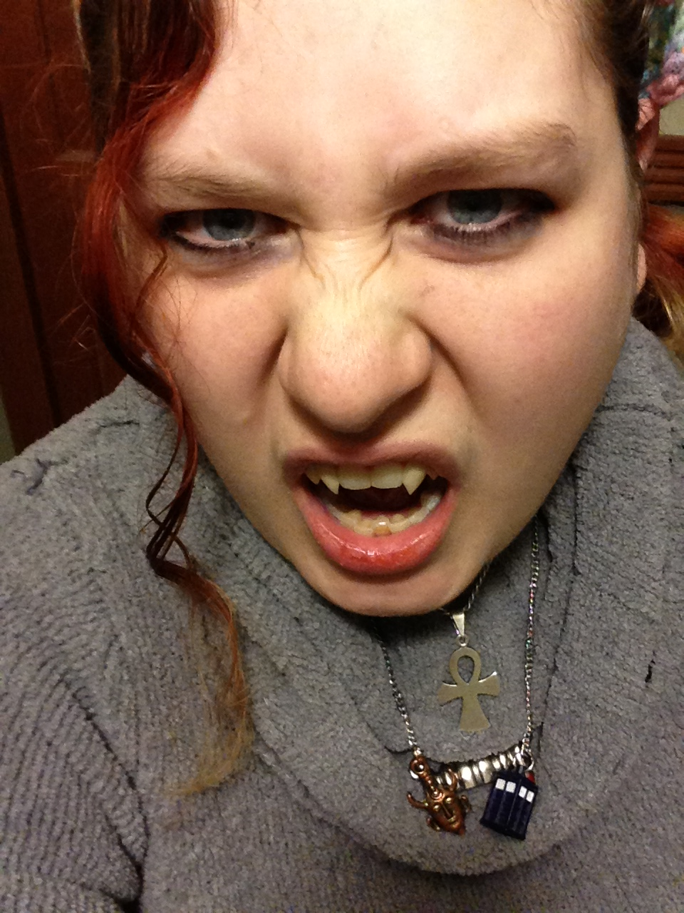 The Wrathful Vampire Nekodra part 2