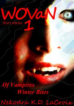 WOVaN Vol. 1 -Cover Art