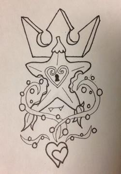 Kingdom Hearts Tattoo