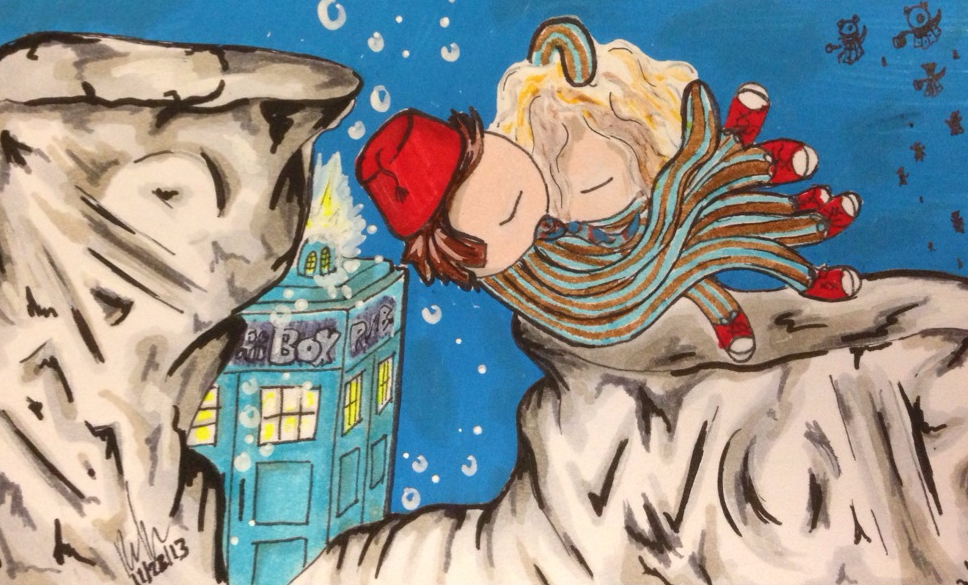 Doctor Who Jellyfish