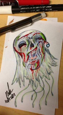 Zombie Jellyfish