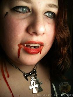 The Memorized Vampire Nekodra