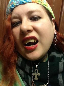 The Slytherin Vampire Nekodra