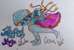 Pose 5: Crow