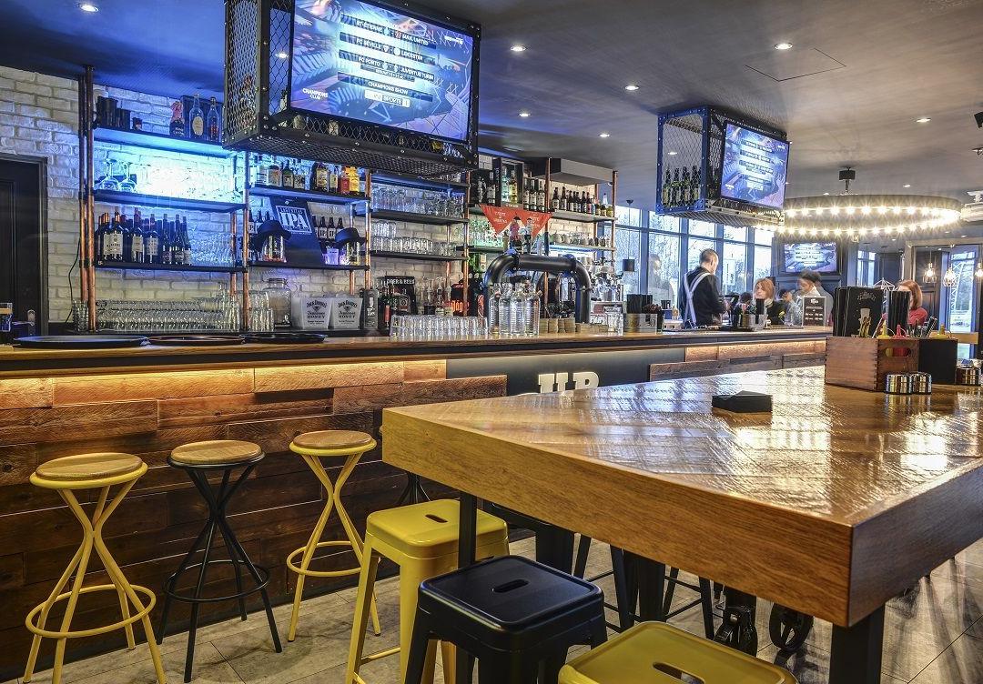 Pub branché afterwork Montigny le Breton