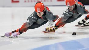 OSSA Skaters Shine at Canadian Short Track Championships