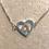 Thumbnail: Heart in Heart Bracelet