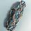 Thumbnail: Turquoise Bead Braid Bracelet