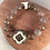 Thumbnail: Neutral Tones Stretch Bracelet