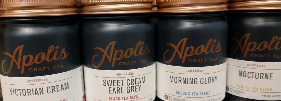 Apolis Craft Tea