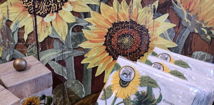 Sunflower Tableware