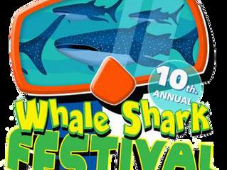 "Dates Announced for 10th Annual Whale Shark Festival in Isla Mujeres, a ""Pueblo Magico"" Destination"