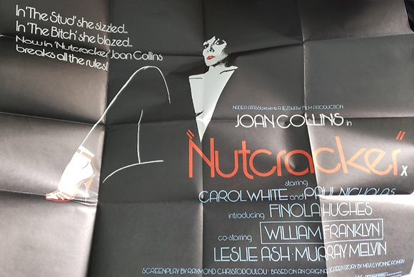 Nutcracker Original British Poster