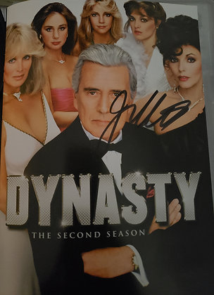 JC Signed Dynasty Complete Season Two DVD