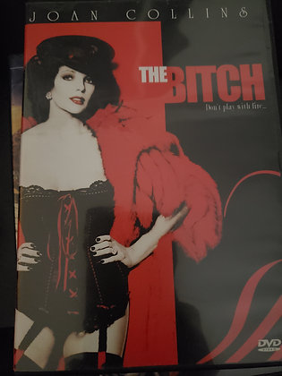 JC Signed The Bitch DVD
