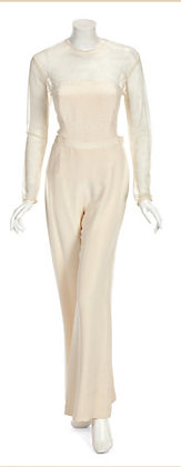 These Old Broads Ivory Suit