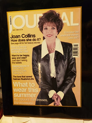 Ladies Home Journal Plaque