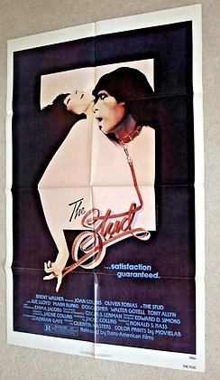 JC Signed The Stud Original Poster