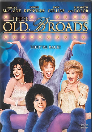 JC Signed These Old Broads DVD