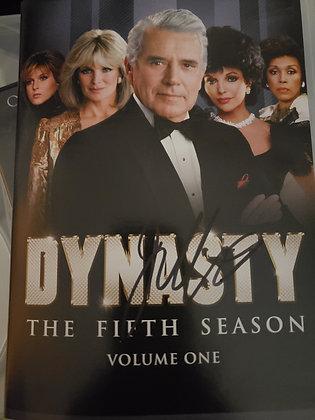 JC Signed Dynasty Season Five Volume One DVD