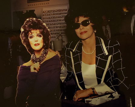Joan Collins Eyewear