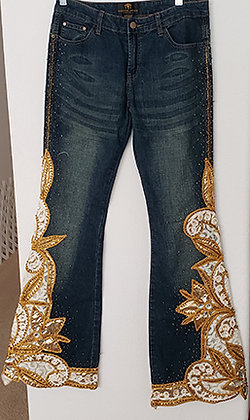 Amanda Adams Couture Jeans