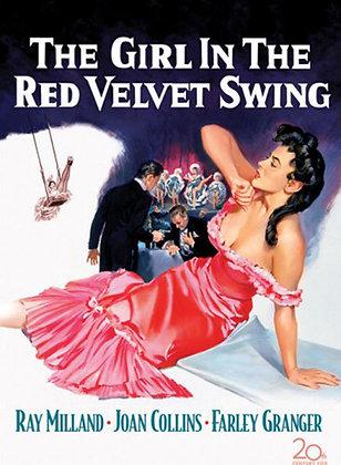 JC Triple Signed The Girl in the Red Velvet Swing DVD