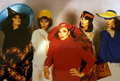 Joan Collins Owned Hats