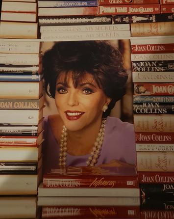 Joan Collins Books