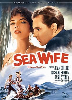 JC Triple Signed Sea Wife DVD