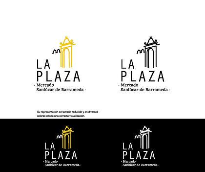 LOGO_LA_PLAZA_de_Sanlúcar_de_Barrameda_1
