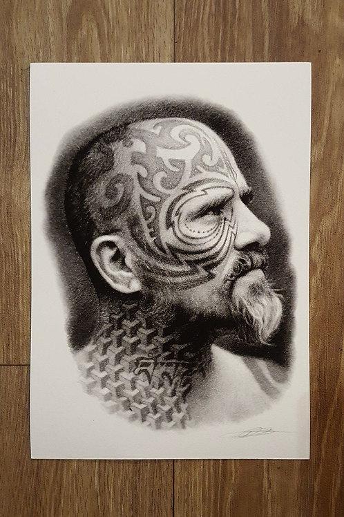 Xed Le Head Print