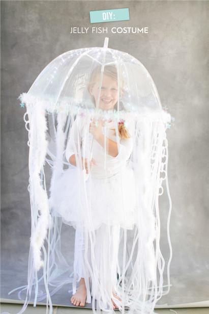 Medúza jelmez