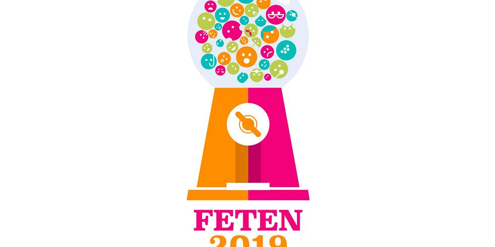 2019, 20 al 22 de febrer - FETEN - Gijón