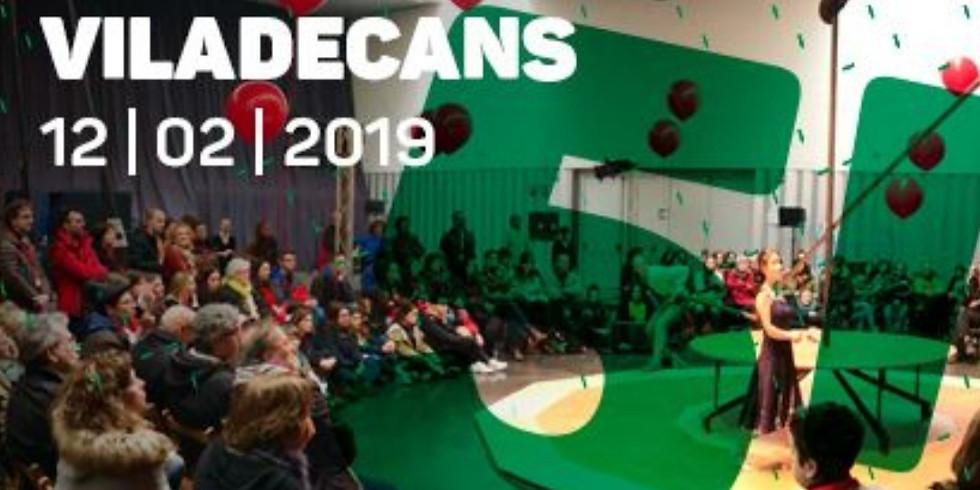 2019, 12 de febrer - Espai de Carrer a Viladecans