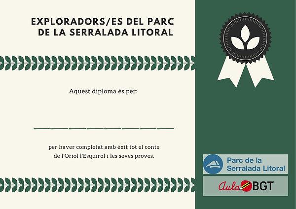 EXPLORADORS_ES DEL PARC DE LA SERRALADA
