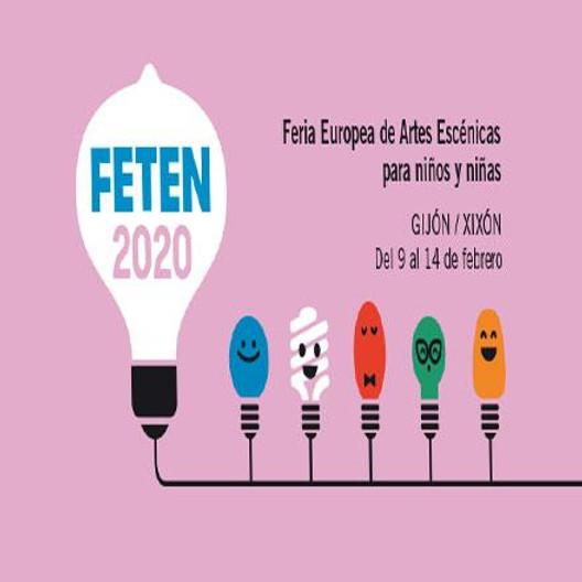 2020, 9-11, feb. FETEN - Feria Europea de Artes Escénicas para Niños y Niñas