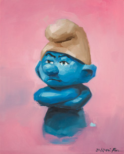 Mad Smurf