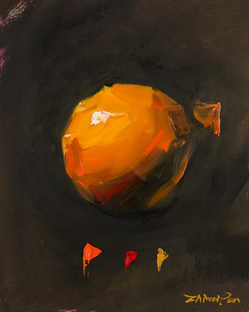Still-life Orange