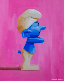 Mad Smurf (Side)