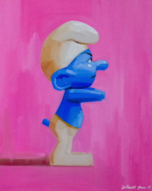 Mad Smurf (Side)