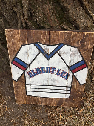 Sports Jersey Sign