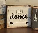 Just Dance block