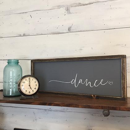 Dance 26x10