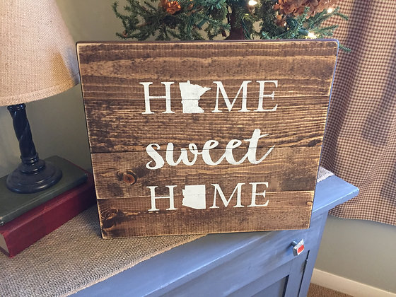 Home Sweet Home - Two States