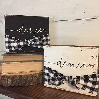 Dance block