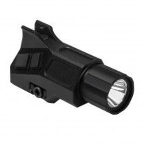 VISM® by NcSTAR® AR FRONT SIGHT POST AND FLASHLIGHT
